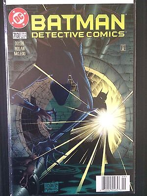 Detective Comics (1937 1st Series) #713  Batman  Gearhead  VF/NM