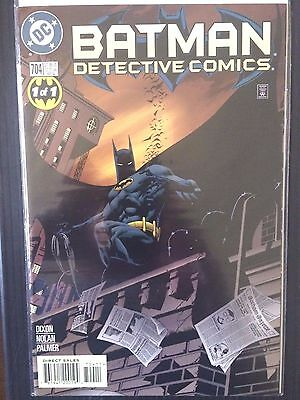"Detective Comics (1937 1st Series) #704  ""Rocket Scientist""  Batman  VF/NM"