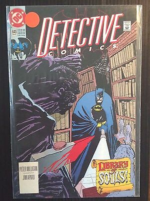Detective Comics (1937 1st Series) #643   Batman VF
