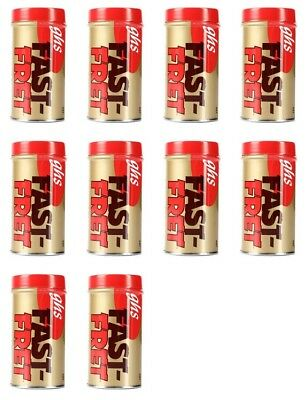 GHS Fast Fret String and Neck Lubricant (10-pack) Value Bundle