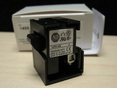 NEW ALLEN-BRADLEY 1495-N8 SER A Auxiliary Contact