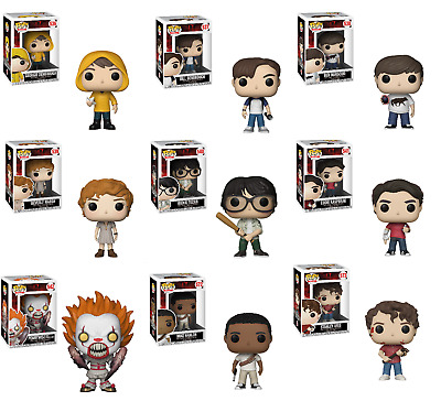 Funko Pop! Movies: It - Georgie, Bill, Ben, Beverly, Pennywise, Or Set
