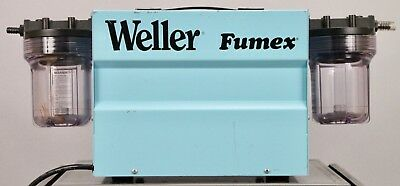 Weller Fumex WFE2 Fume Extractor - Works Great