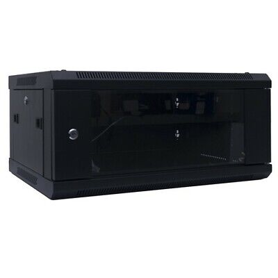 "4RU 19"" Wall Mount Cabinet  600mm Wide x 450mm Deep"