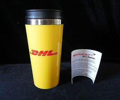 DHL Norwood RCC KOOZIE Travel Mug