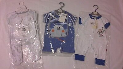 Bundle of  baby boys clothes summer sets  size 3-6 months BNWT