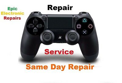 Sony DualShock 4 Playstation 4 PS4 controller repair service