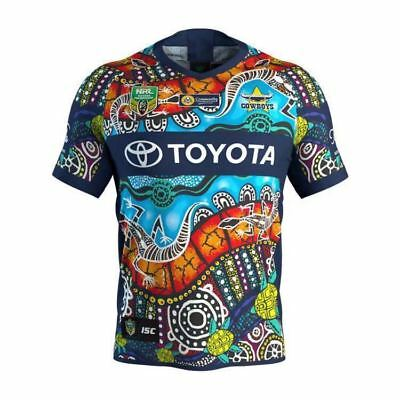 2018/19 Indigenous Camo Rugby Jersey