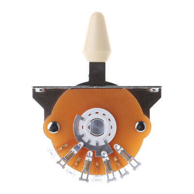 5-Way Lever Pickup Switch Selector For ST FD Electric Guitar Replacement Parts