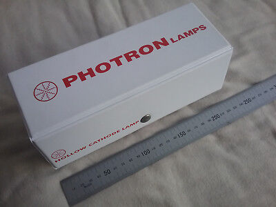Photron Hollow Cathode Coded Lamp Wavelength:235.5 P860C HBE0208 Sn, TIN #1