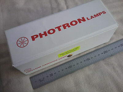 Photron Hollow Cathode Coded Lamp Wavelength:235.5 P860C Sn, TIN #4