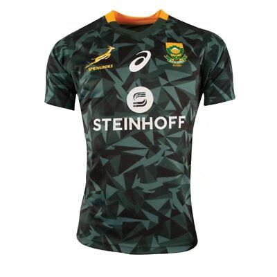 South Africa 2018/19 rugby jersey