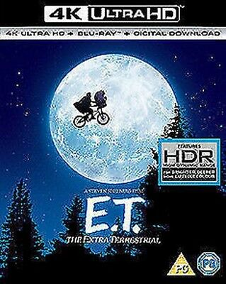 the extra terrestrial 4k Ultra HD NUEVO Blu-ray (8312679)