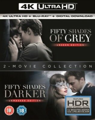 Cinquante nuances de Grey/ Fifty Shades Darker 4K Ultra HD NEUF 4K UHD (8311816)