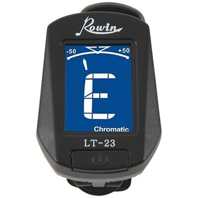 LT-23 Acoustic Guitar Tuner Clip On Tuner for Electric Guitars Bass Chromat R4B9