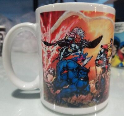 Astonishing X-Men Uncanny X-men Marvel mug Full Color Comic 11 Oz High Quality