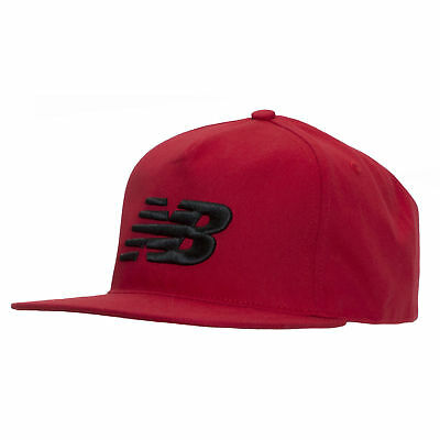 3db42143ad2 NEW BALANCE NEUF 5 Panel PRO II CASQUETTE LOGO ROUGE NEUF avec étiquette