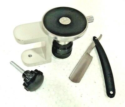 Hand Microtome Approved by Dr Harry Free Shipping Worldwide