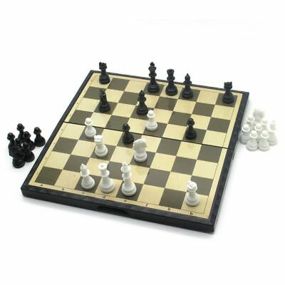 New Fold able Travel size Mini Magnetic Chess set