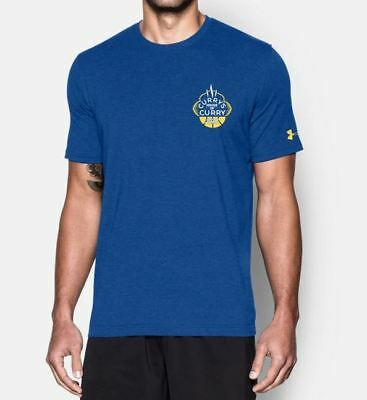 sale retailer 25ad4 0cf99 Under Armour Stephen Curry Chef s Special T Shirt Golden State Warriors Men  ...