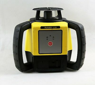 Leica Rugby 610 Auto Levelling Rotating Laser Level