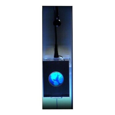 WORLD Round Hologram Picture LIGTED WALL DISPLAY, 3D Embossed Type