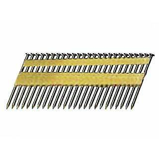 "Max KCM75W3-ICC 3"" x 0.131"" High Pressure 21° Framing Nail  (Pack of 2,400)"