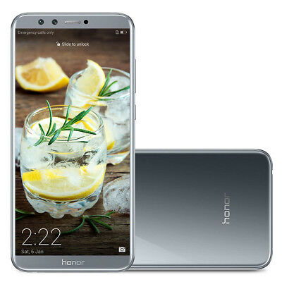 "Huawei Honor 9 Lite 5,65"" 18:9 Screen Android 8.0 Octa Core 3+32Go 4G Smartphone"