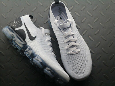 NEW Nike Air VaporMax 2.0 Flyknit REVERSE ORCA White Trainers 942842-103 EU39-45
