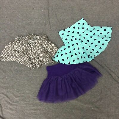 Old Navy skirt, Children's Place Tulle skirt 18-24mo, Carter's 2T Floral shorts