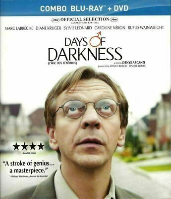 L'Âge des Ténèbres (Days of Darkness) [Blu-ray + DVD] New and Factory Sealed!!