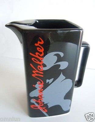 Caneco jarra   Whisky Johnnie Walker // jug Whisky PITCHER //  80S