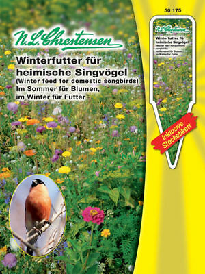 Winter Feed for Native Songbirds, sommerblumen-mix Bird Seed Seeds 50175