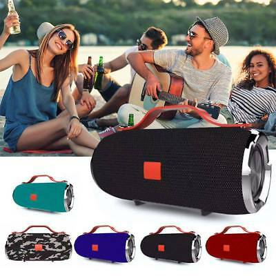 Portable Wasserdichte Outdoor Bluetooth Lautsprecher Sound Box Musikbox Speaker