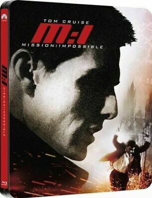 Mission Impossible - Limited Edition Steelbook [Blu-ray] New & Sealed!!