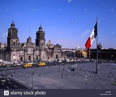 Discount Airline Tickets- Mexico D.F