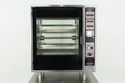 Used Henny Penny SCR-6 18-Bird Electric Rotisserie Oven