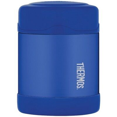 Thermos F3003BL6 Blue 10oz Stainless Steel Vacuum Insulated Food Jar
