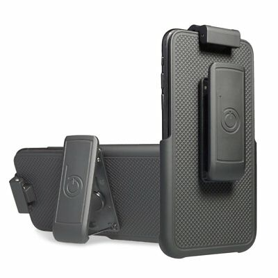 check out 2cbcc 9a860 BELT CLIP HOLSTER For iPhone X LifeProof FRE Case Beltron w/ Built ...