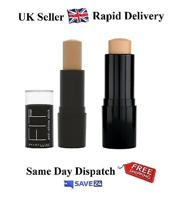 !!RRP£8.99!! Maybelline Fit Me! Anti-Shine Foundation Stick – Choose Your Shade