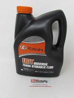 New Genuine Kubota Tractor 1 Gallon Udt Transmission Hydraulic Oil 70000-20001