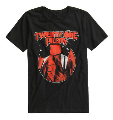 21 Twenty One Pilots EMOTIONAL ROADSHOW WORLD TOUR T-Shirt NEW Licensed