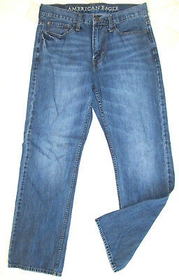 AMERICAN EAGLE OUTFITTERS Mens Jeans Sz 30 x 32 Relaxed