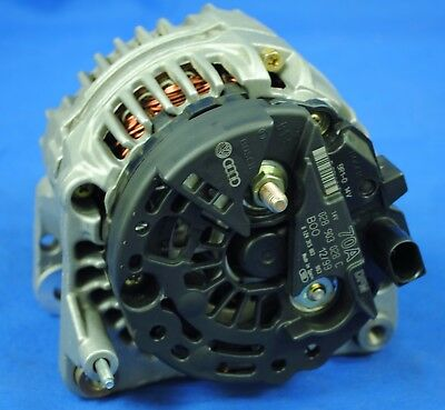 Bosch Oem Alternator Fits 1999,2000,2001,2002,2003,2004,2005 Vw Beetle L4 2.0L