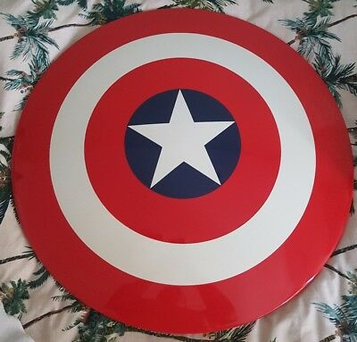 Captain America Shield by Factory X  Full Size
