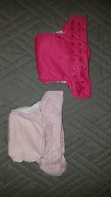 cloth diaper lot Moraki and bumgenius