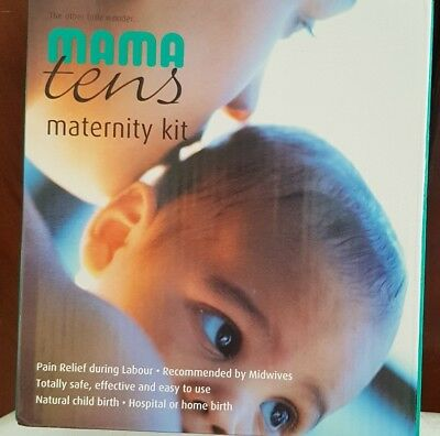 TensCare MamaTENS Digital Maternity Machine for Pain Relief During Labour