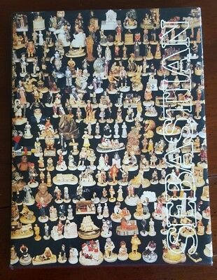 The Sebastian Miniature Collection by Dr. Glenn S. Johnson Signed Limited