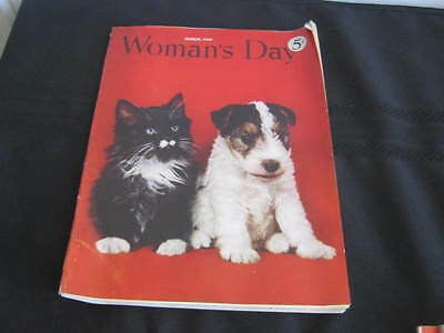 Woman's Day Magazine, March 1949, Great Vintage Articles & Advertisments