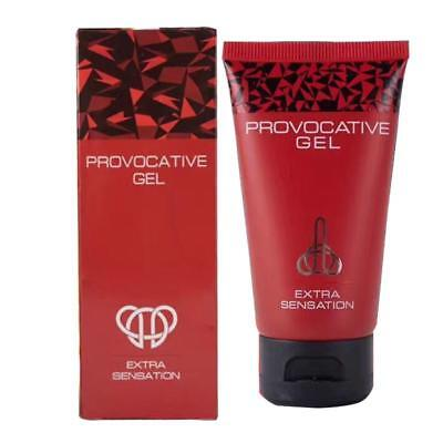 TITAN GEL 50 ml Provocative Delay Cream Max Size Enlargement Increase Penis Big